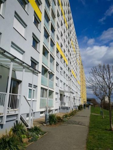 Prefabricated housing estate Háje
