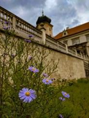 Mníšek castle