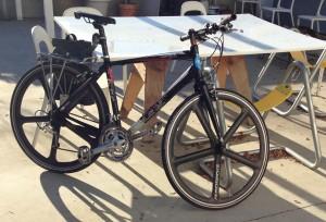 Kapoor Stolen Bike