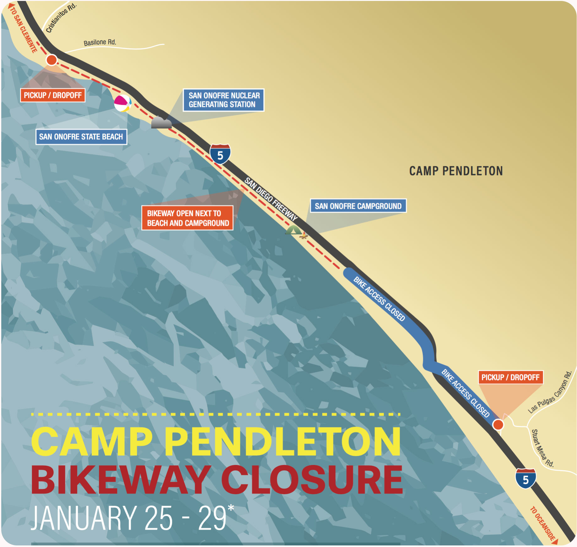 Camp Pendleton Archives - BikinginLA 46e60bdb5