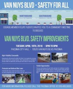 Van Nuys Meeting