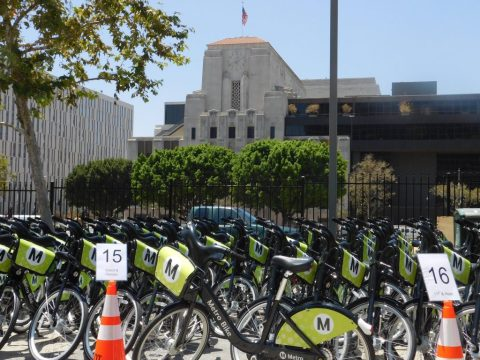 It's (LA) Time(s) for bikeshare in Los Angeles