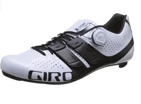Giro Factress Techlace cycling shoes: Best Women's Cycling Shoes for Wide Feet