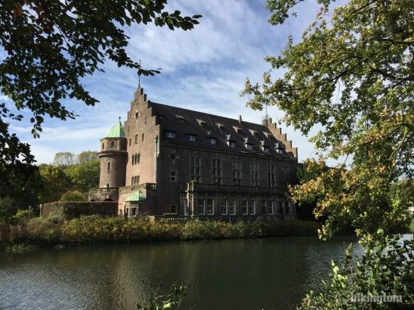 Wasserschloss Wittringen oder auch Haus Wittringen genannt