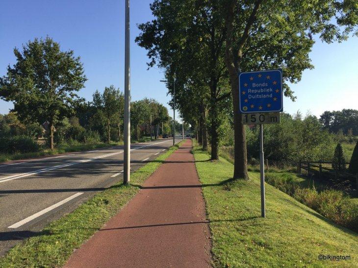 Radtour Niederlande bikingtom
