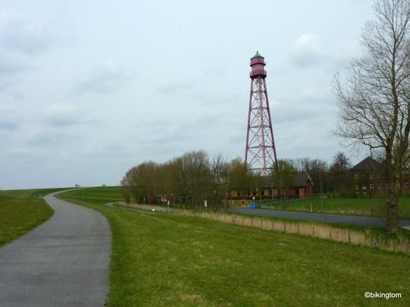 Campener Leuchttum - der höchste Leuchtturm Deutschlands!
