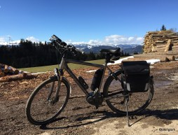 Oben am Plesch-Pass