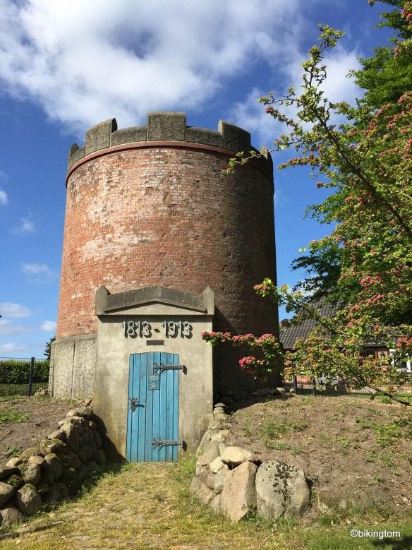 Der Wasserturm in Eyendorf.
