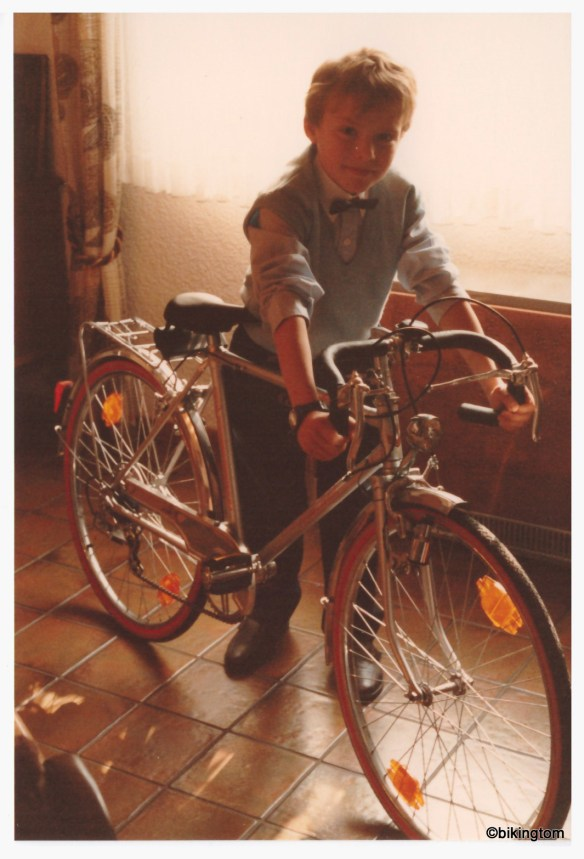 Gesucht: Marke und Typ dieses Fahrrads