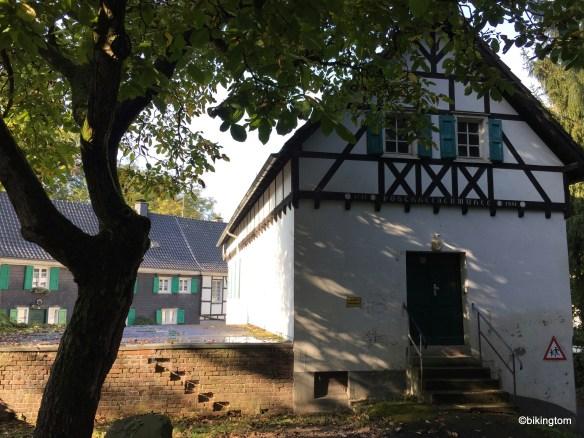Die Poschheider Mühle.