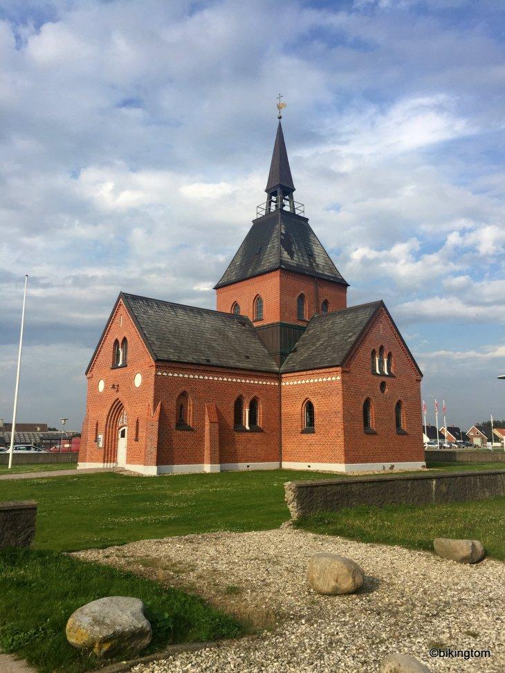 bikingtom Nordseeküstenradweg Dänemark Nørre Vorupør