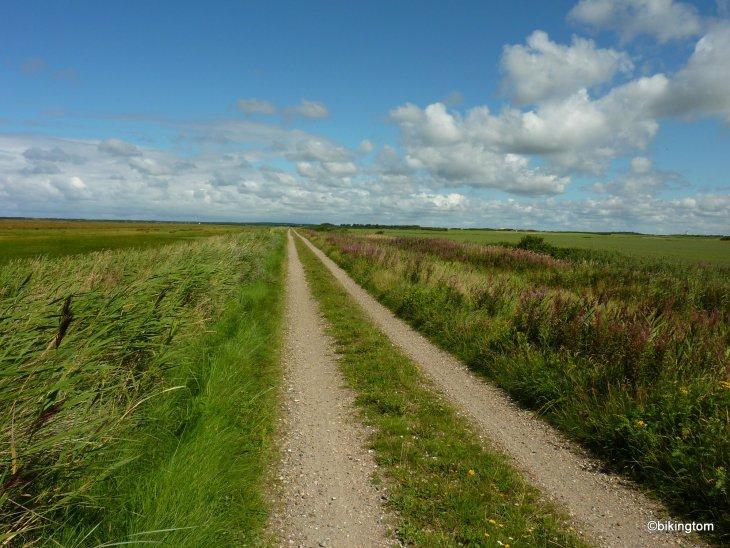 bikingtom Nordseeküstenradweg Dänemark Stadil