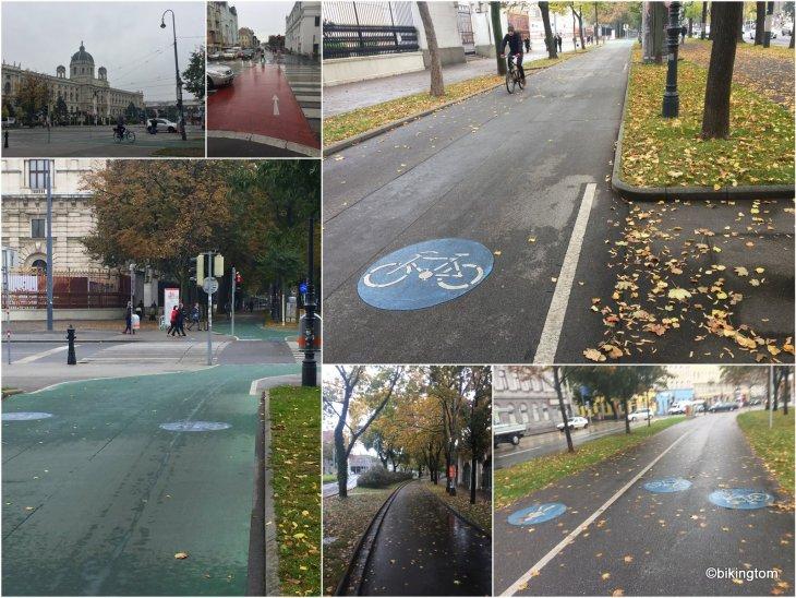Radtour,bikingtom,Österreich,Radweg,Wien,Infrastruktur