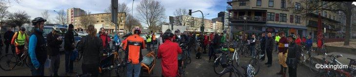 Stadt Essen, Radschnellweg, ADFC, EFI, bikingtom