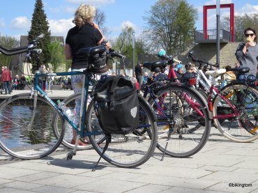 Radmosphäre, bikingtom