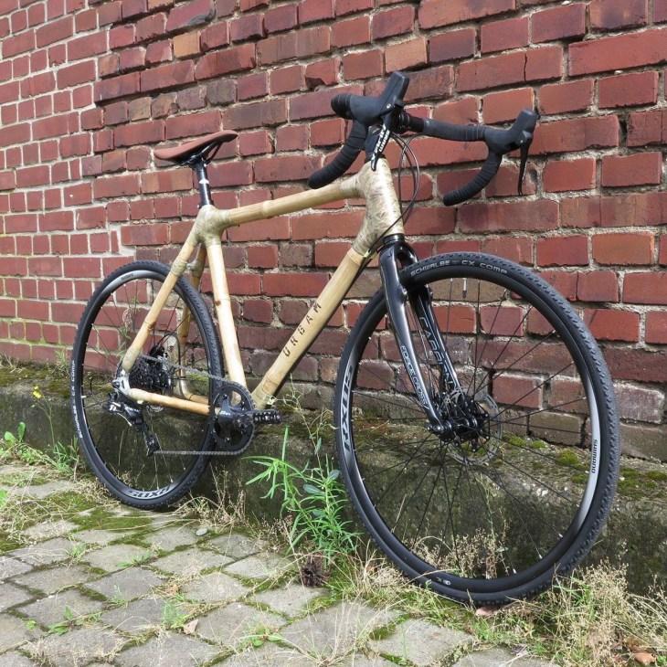 URBAM BIKES, URBAM,bikingtom,Bambus,Fahrrad