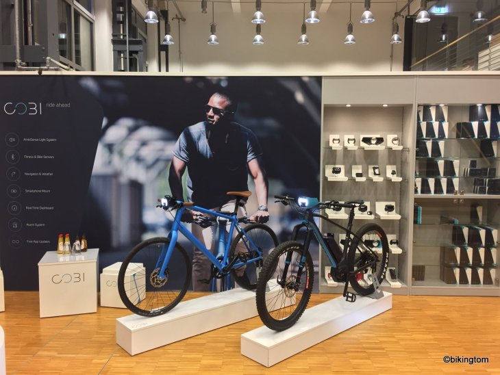 Besuch,Interview,COBI,Frankfurt,bikingtom