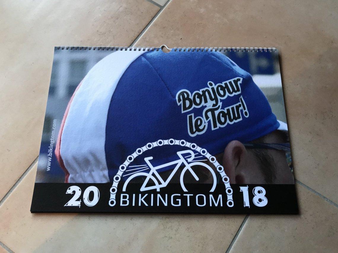 Fahrrad,Kalender,bikingtom,2018