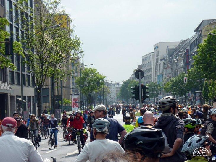 Sternfahrt NRW 2017, ADFC, bikingtom