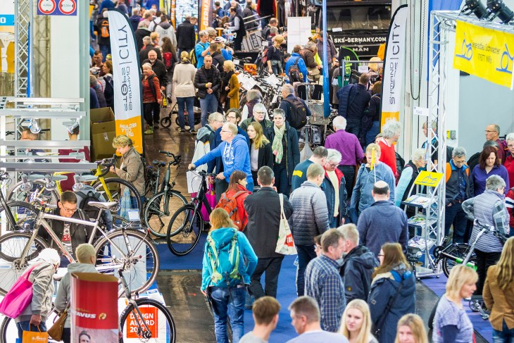 Fahrrad-Messe Essen, bikingtom, Radtouristik,