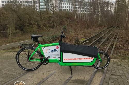Essener Lastenrad-Projekt, bikingtom, Mieten