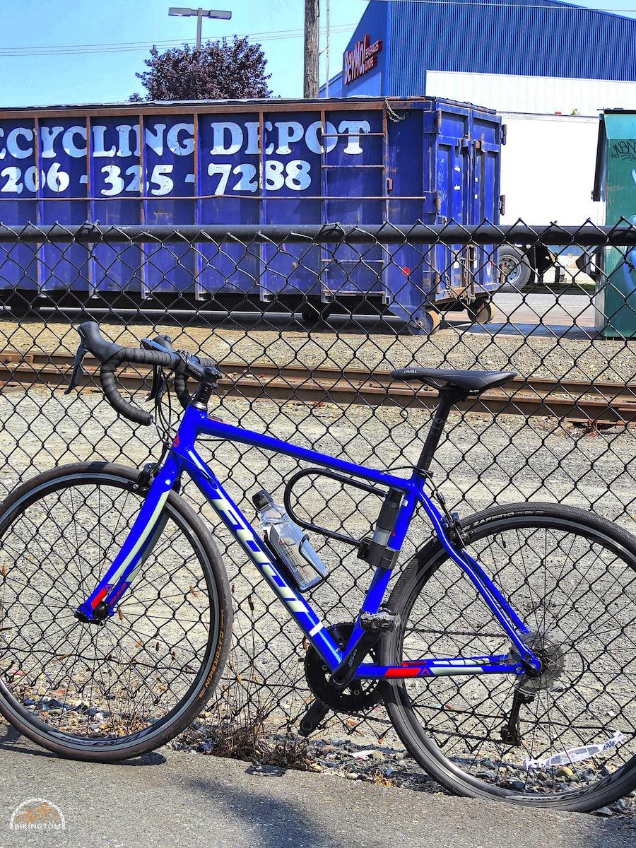 Seattle,Radfahren USA,Fahrrad,Burke-Gilman-Trail
