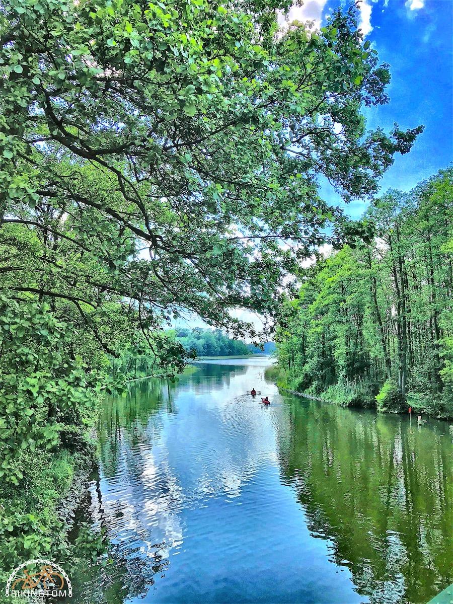 Uckermark,Brandenburg,Fahrrad,Radfahren,