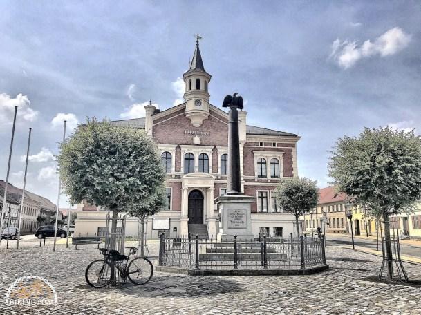 Uckermark,Brandenburg,Fahrrad,Radfahren,Liebenwalde