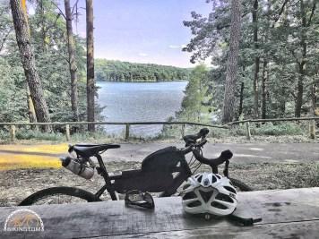 Uckermark,Brandenburg,Fahrrad,Radfahren,Werbellinsee
