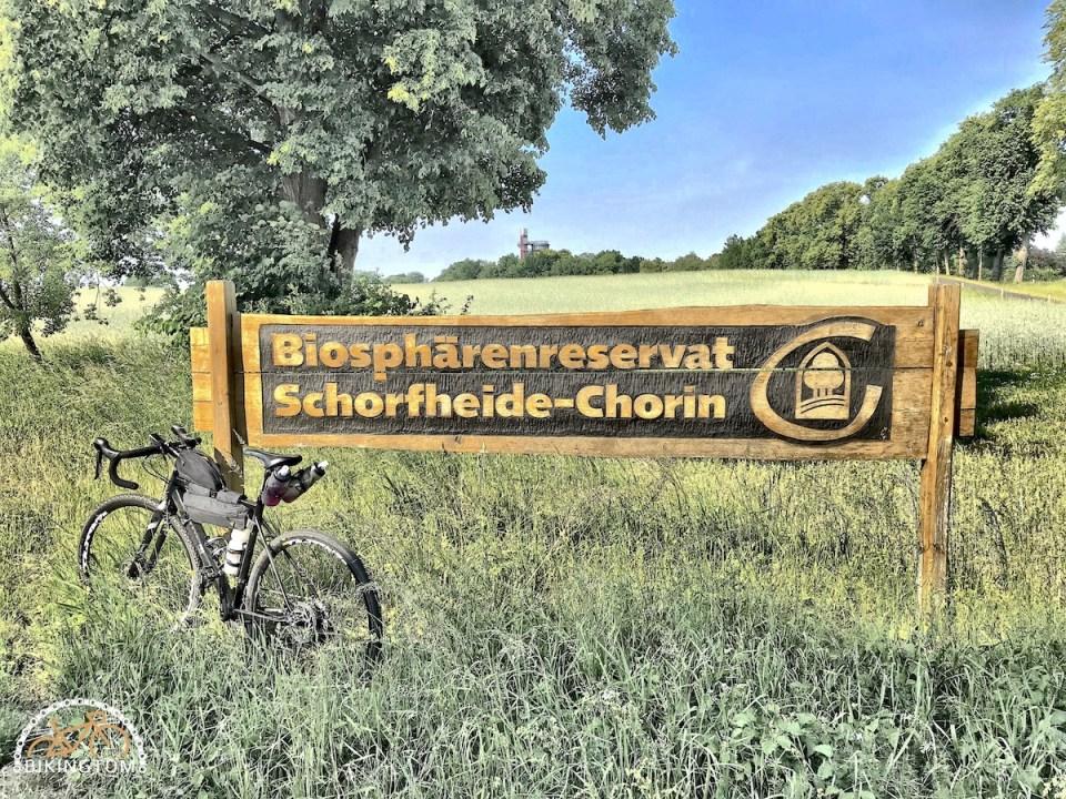 Uckermark,Brandenburg,Fahrrad,Radfahren,Biosphärenreservat Schorfheide-Chorin