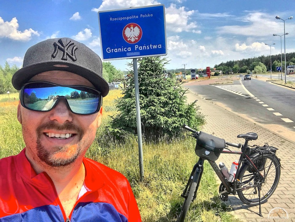 Uckermark,Brandenburg,Fahrrad,Radfahren,Oder,Oderbruch,Polen