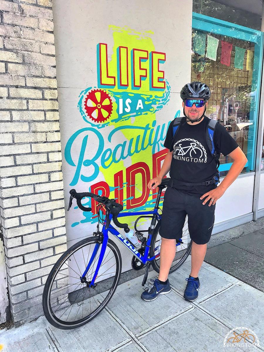 Seattle,Radfahren USA,Fahrrad,pedalanywhere,wahoo