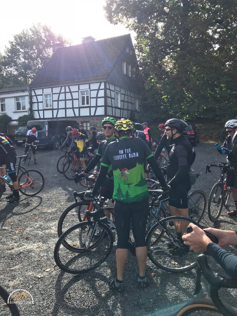GoodTimesRoll,VOTEC Gravel Fondo Ride Ruhrpott 2018,Gravel,VOTEC,bikingtom