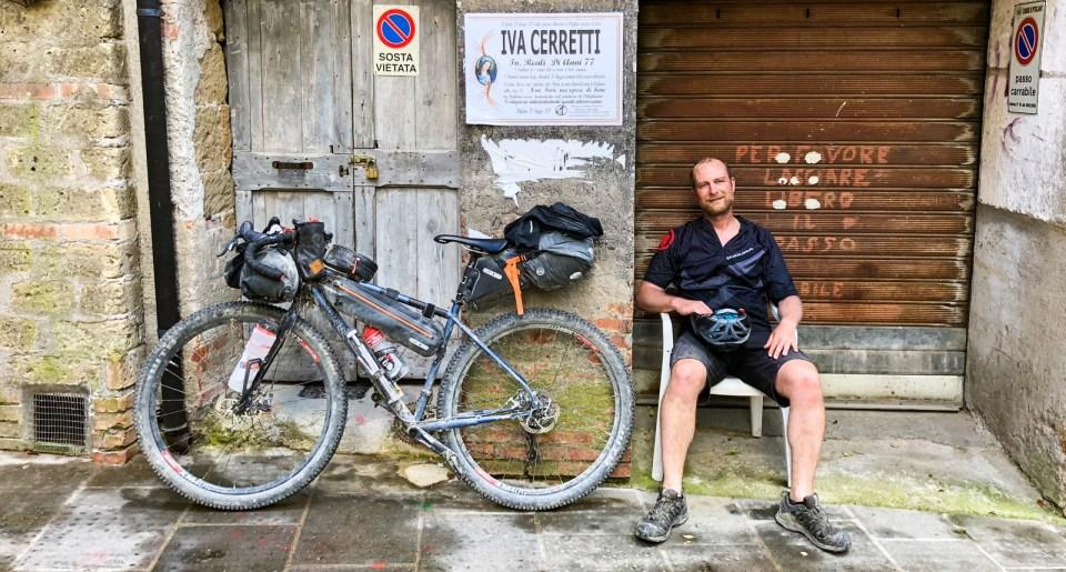 Bikepacking,Martin Moschek,biketourglobal