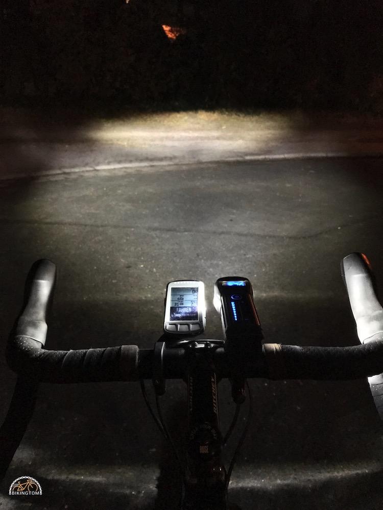 IXON SPACE,Test,Akku-Scheinwerfer,bikingtom