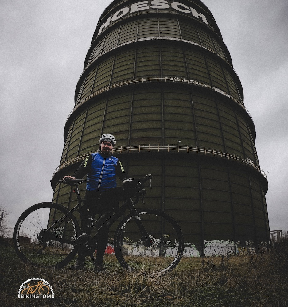 Gran Fondo,Strava,Radfahren,Ruhrpott,Phoenix West, HOESCH Gasometer,bikingtom