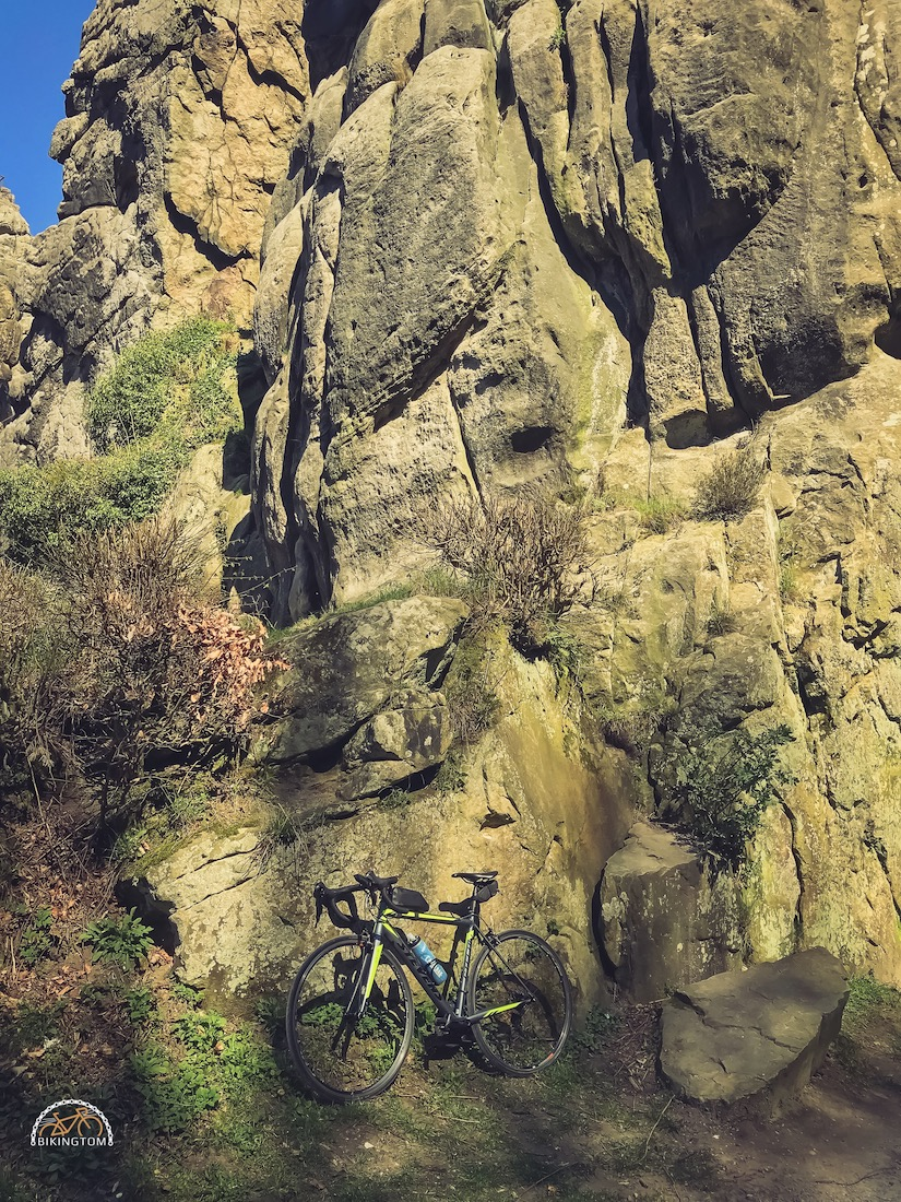 Teutoburger Wald,Rennrad,Radfahren,bikingtom,Externsteine