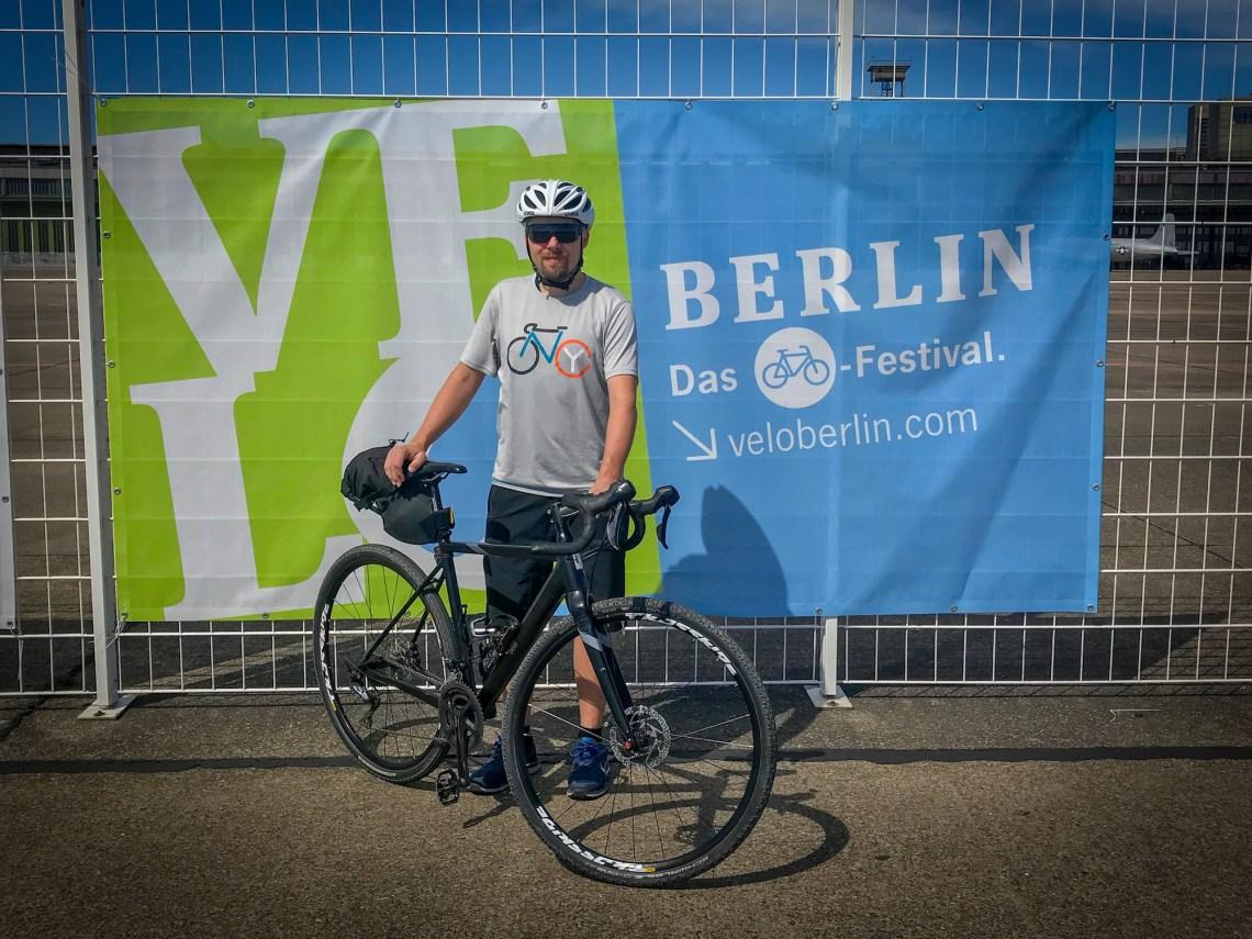 VELOBerlin,Fahrradmesse,Radfahren,Test,bikingtom