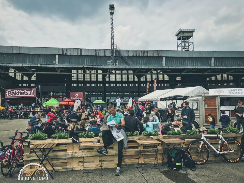 VELOBerlin,Fahrradmesse,Flughafen Tempelhof