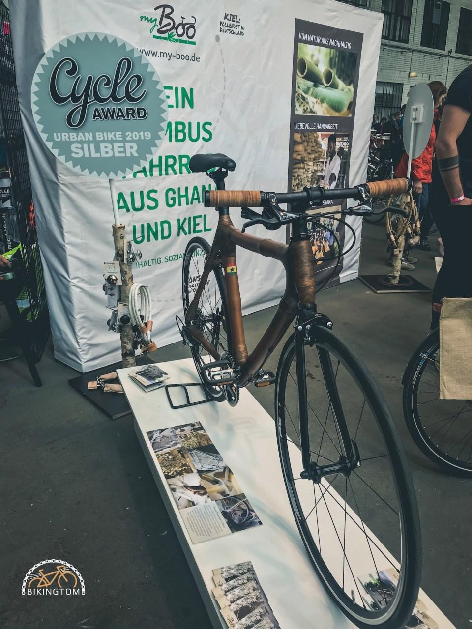 myboo,VELOBerlin,bikingtom,Fahrradmesse