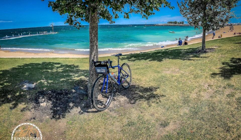 Cycling,Chicago,Fahrrad,Bike,bikingtom,Lake Michigan
