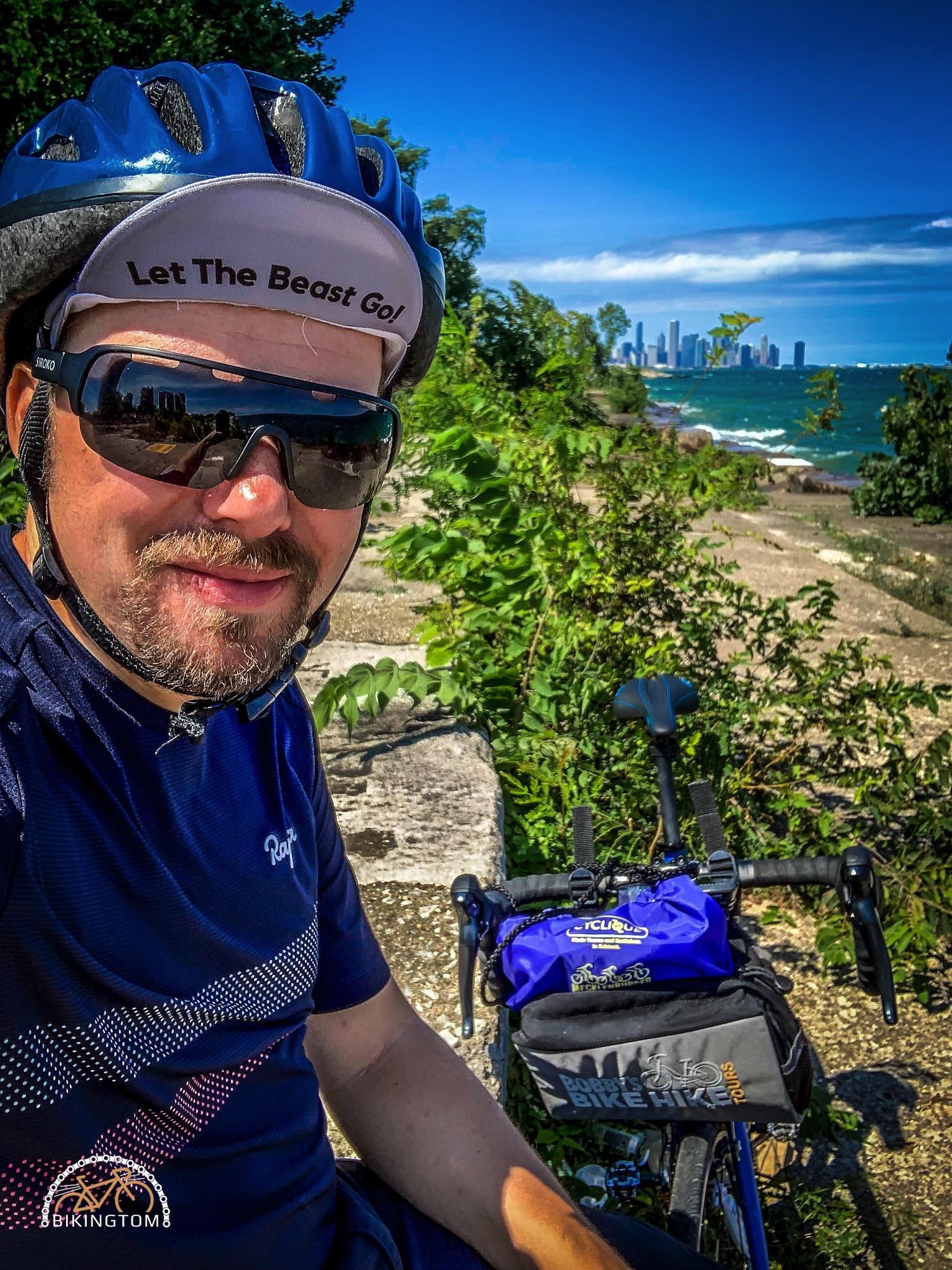 Cycling,Chicago,Fahrrad,Bike,bikingtom,Lake Michigan,Cyclique,666Gravel