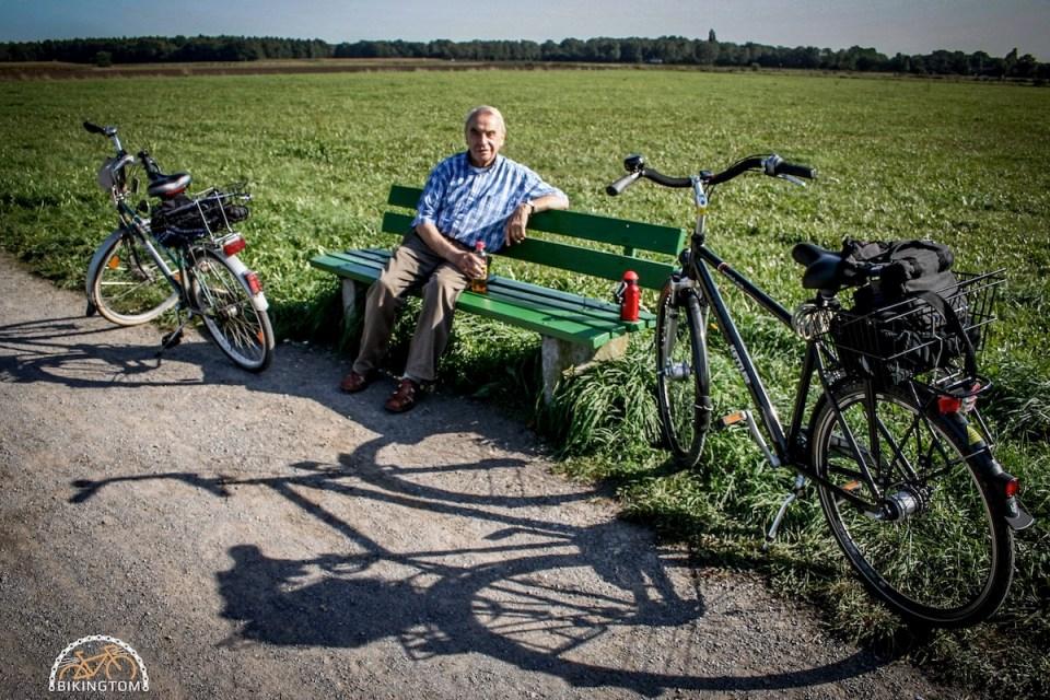 Radfahren,Papa,Vater
