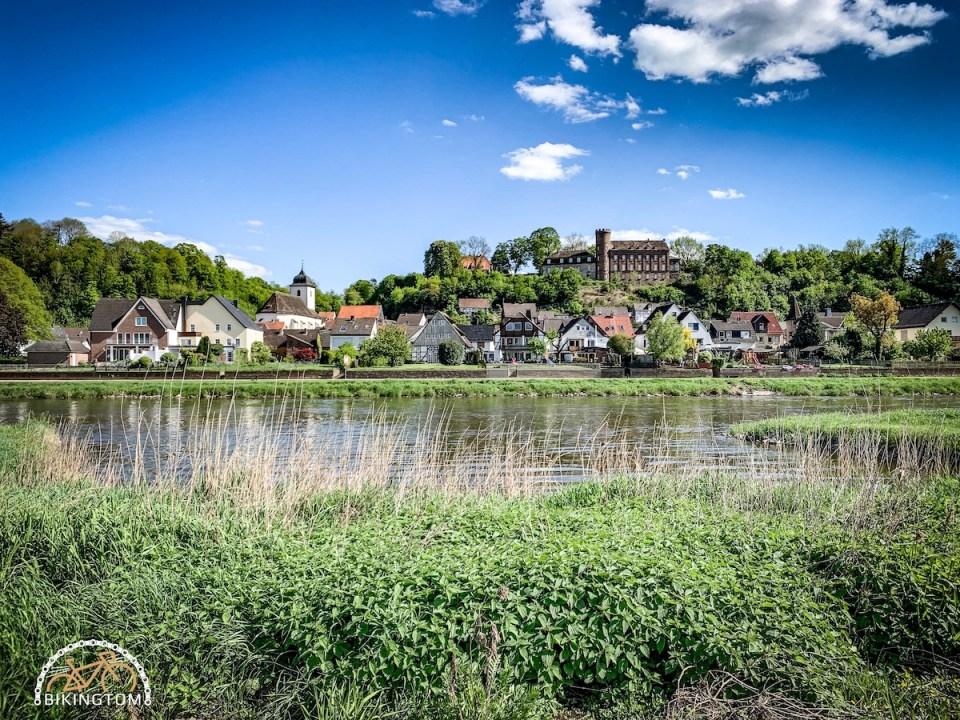 Genussradeln,Sauerland,Diemelradweg,Weserradweg