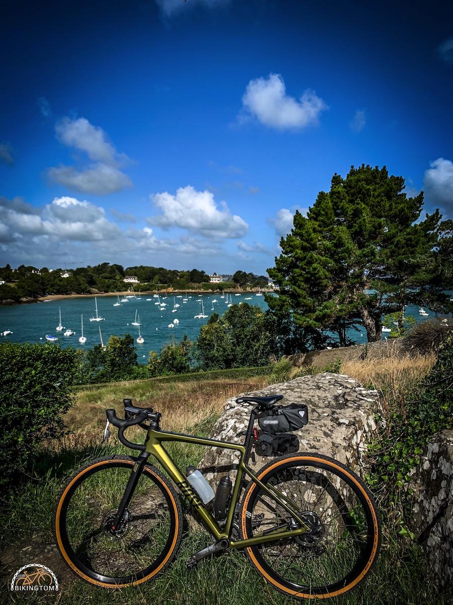 Bretagne,Radtouren,Fahrrad,Saint Briac-sur-Mer