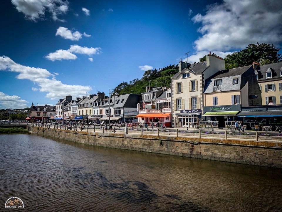 Bretagne,Radtouren,Fahrrad,Binic
