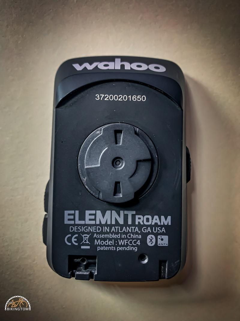 WAHOO ELEMNT ROAM,Test,Praxis