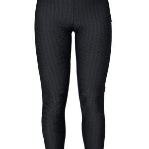 Leggings schwarz texturiert - Leg Piton Preto