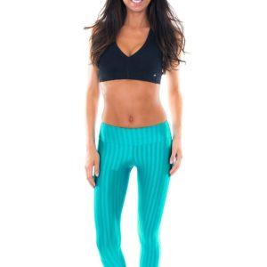 Fitness Leggings türkis - Leg Zap Maratona
