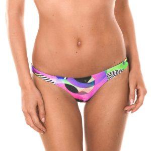 Feste Bikinihose Tropical - Calcinha Bossa Shoulder